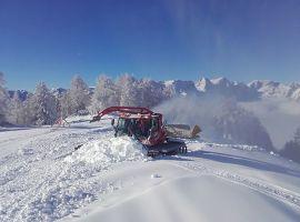 Start in die Wintersaison am 1.12.2018