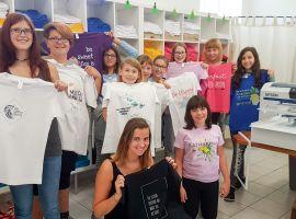 T-Shirt Werkstatt (Neu und echt coooool)